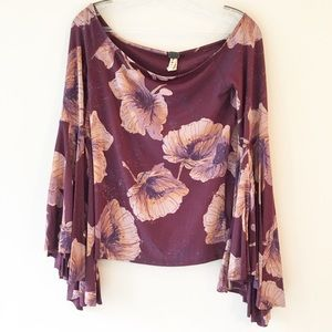 We the Free Off-the-Shoulder Longsleeve